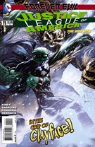 Justice League of America Comic 3/1/2014