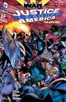 Justice League Comic 10/1/2013