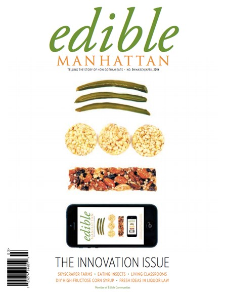 Edible Manhattan Cover - 3/1/2014