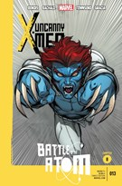 Astonishing X-Men Comic 12/1/2013