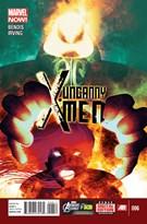 Astonishing X-Men Comic 7/1/2013