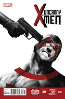Astonishing X-Men Comic 5/1/2014