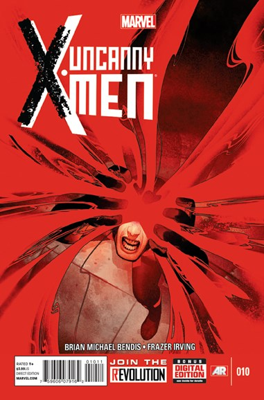 Astonishing X-Men Cover - 10/1/2013