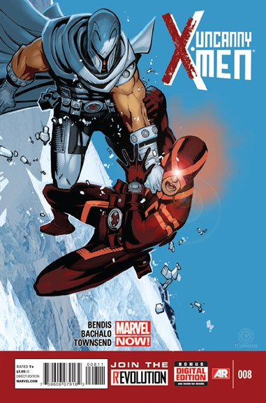 Astonishing X-Men Cover - 9/1/2013