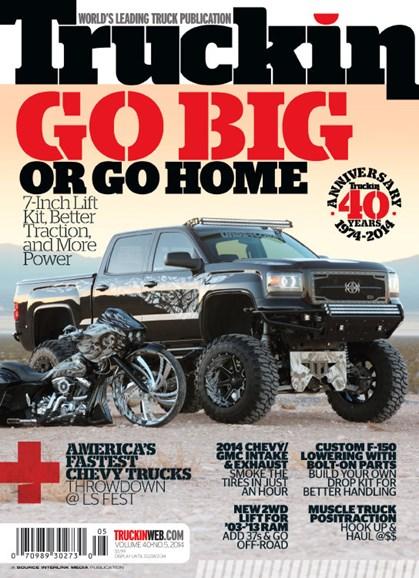 Truckin' Cover - 4/1/2014