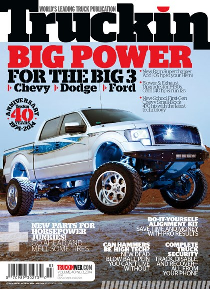 Truckin' Cover - 2/1/2014