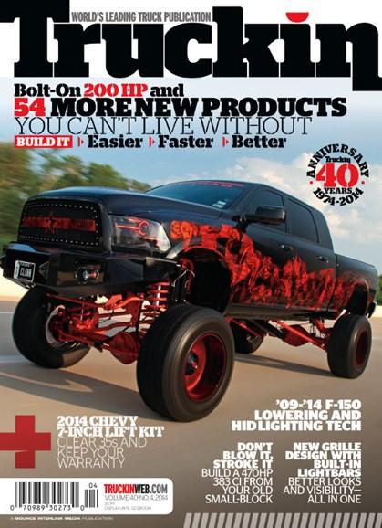 Truckin' Cover - 3/1/2014