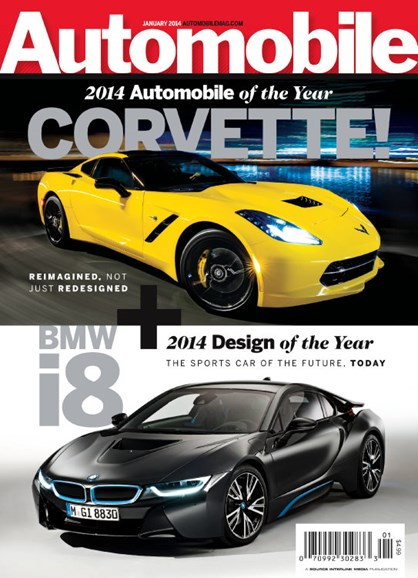 Automobile Cover - 1/1/2014
