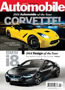 Automobile Magazine 1/1/2014