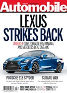 Automobile Magazine 3/1/2014