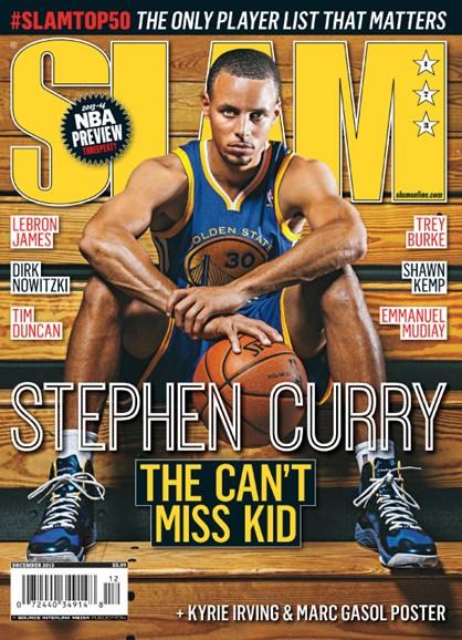 Slam Cover - 12/1/2013