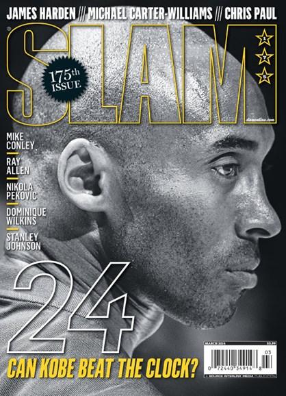 Slam Cover - 3/1/2014