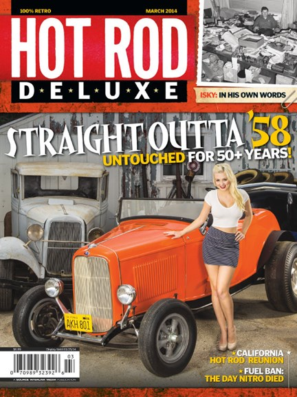 Hot Rod Deluxe Cover - 3/1/2014