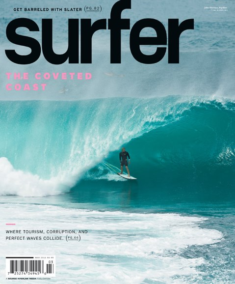 Surfer Cover - 3/1/2014