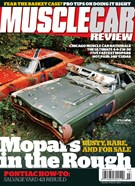 Muscle Car Review Magazine 3/1/2014