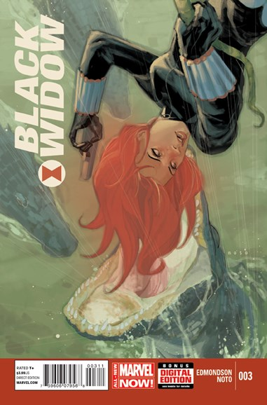 Black Widow Cover - 4/1/2014