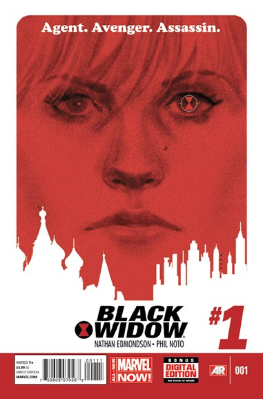 Black Widow Cover - 3/1/2014