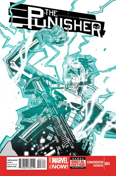The Punisher Cover - 5/1/2014