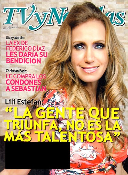 Tv Y Novelas Cover - 3/1/2014