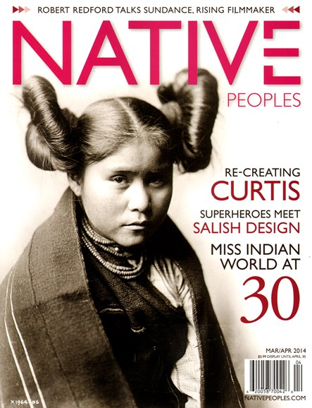 Native Peoples Cover - 3/1/2014