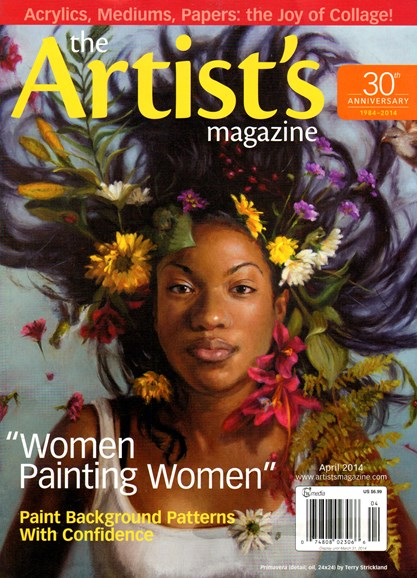 Artists Cover - 4/1/2014