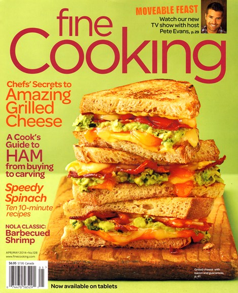 Fine Cooking Cover - 4/1/2014