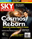 Sky & Telescope Magazine 4/1/2014