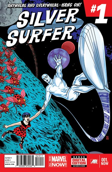 Silver Surfer Cover - 5/1/2014
