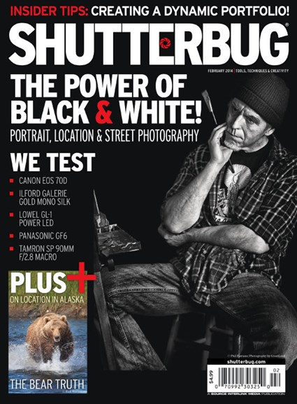 Shutterbug Cover - 2/1/2014