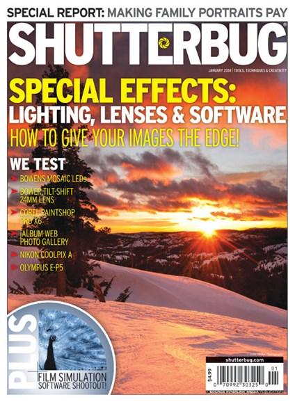 Shutterbug Cover - 1/1/2014
