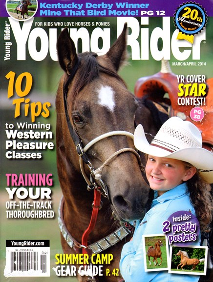 Young Rider Cover - 3/1/2014