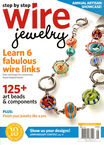 Step By Step Wire Jewelry Cover - 4/1/2014