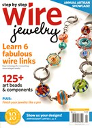 Step By Step Wire Jewelry Magazine 4/1/2014