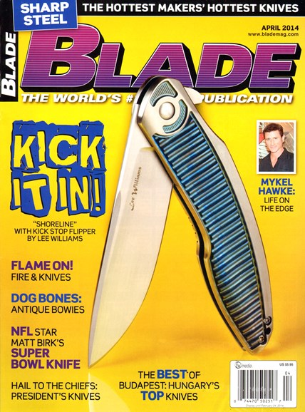 Blade Cover - 4/1/2014