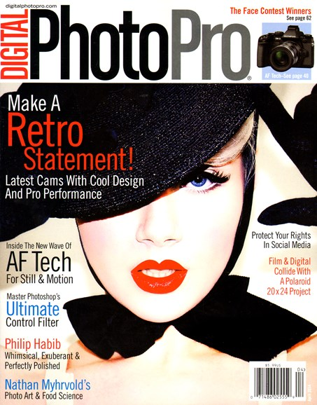 Digital Photo Pro Cover - 4/1/2014