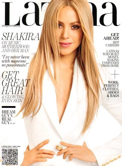 Latina Cover - 4/1/2014