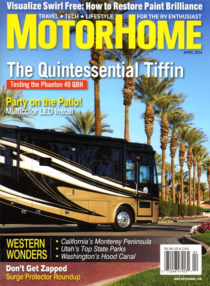 MotorHome Cover - 4/1/2014