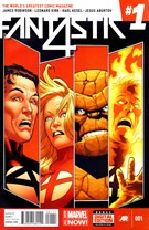 Fantastic Four Comic 4/1/2014