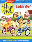 High Five Magazine 4/1/2014