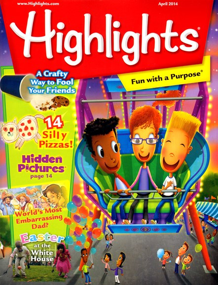 Highlights Cover - 4/1/2014