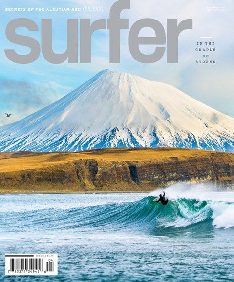 Surfer Cover - 4/1/2014