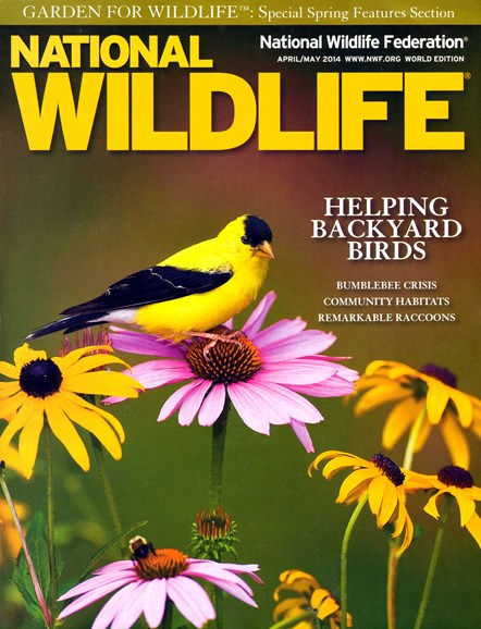National Wildlife Cover - 4/1/2014