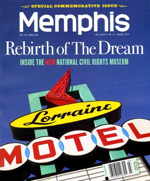 Memphis Cover - 3/1/2014
