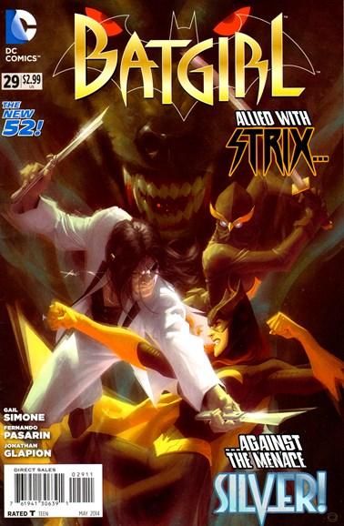 Batgirl Cover - 5/1/2014