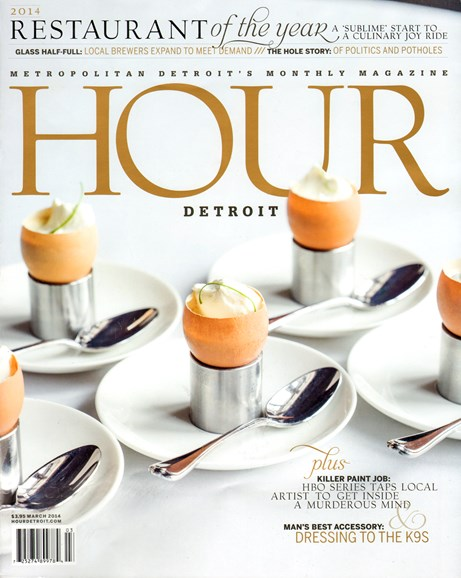 Hour Detroit Cover - 3/1/2014