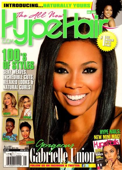 Hype Hair Cover - 4/1/2014
