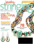 Jewelry Stringing Magazine 3/1/2014