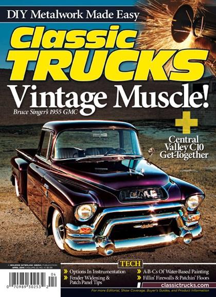 Classic Trucks Cover - 4/1/2014