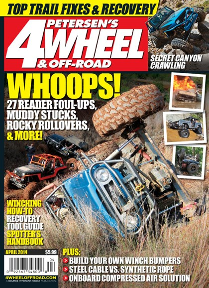 4 Wheel & Off-Road Cover - 4/1/2014