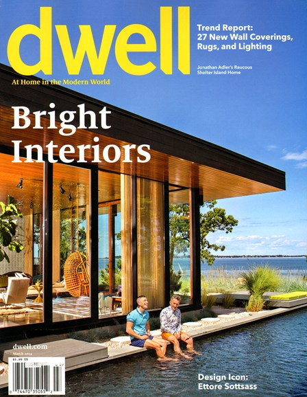 Dwell Cover - 3/1/2014
